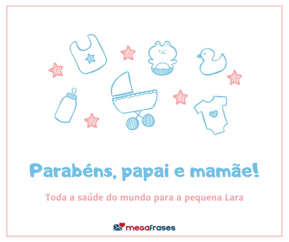 megafrases-parabens-papais-lara