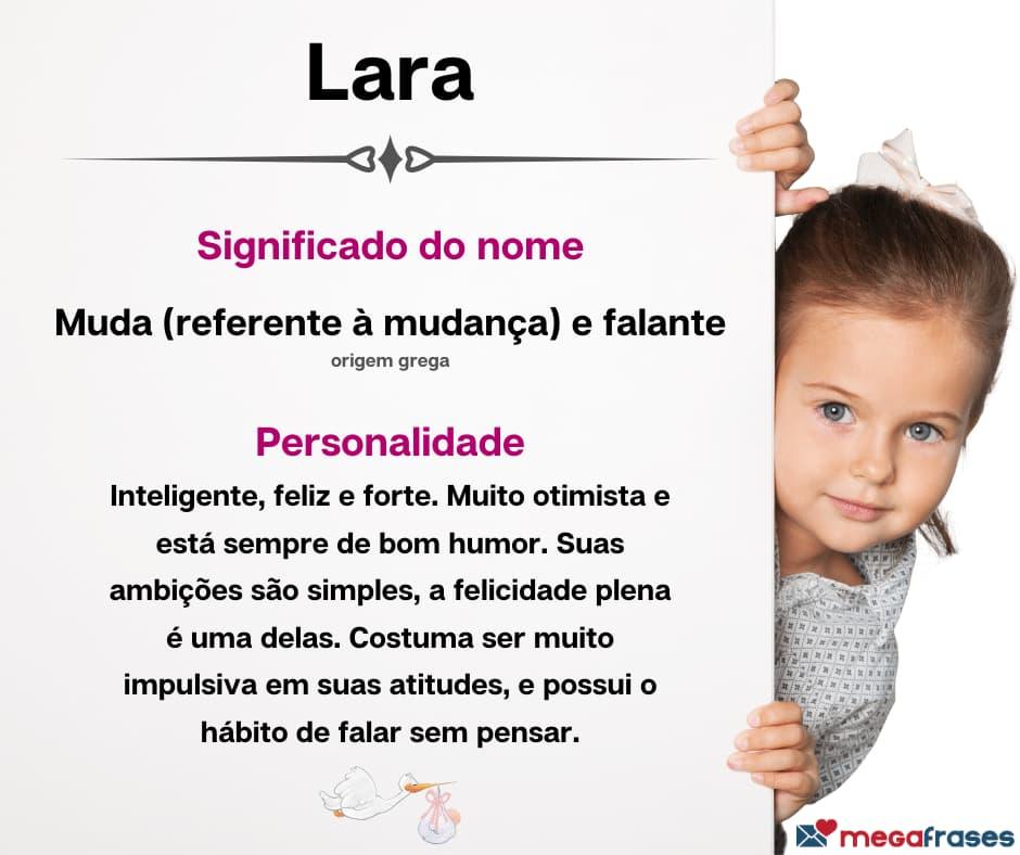 megafrases-significado-do-nome-lara