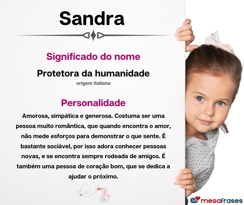 megafrases-significado-do-nome-sandra