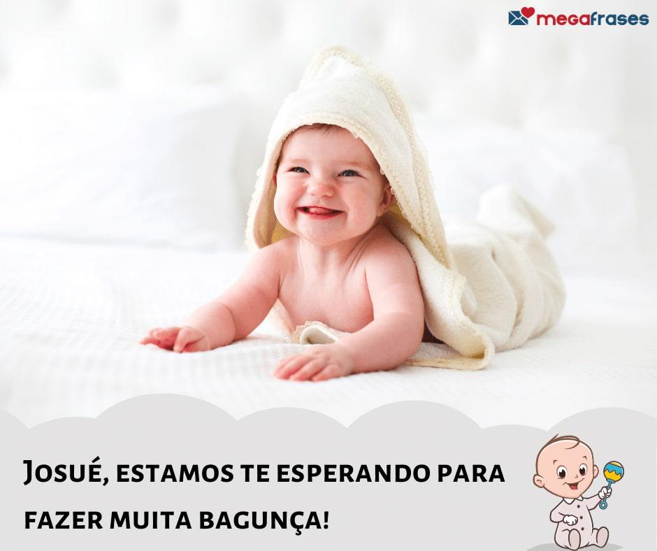 megafrases-josué-bebe-bagunca