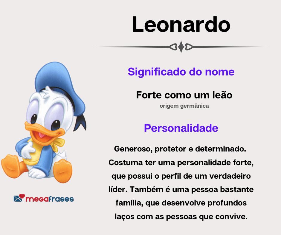 Parabéns, mamãe! Um filho é o melhor presente que a vida pode nos dar. Seja bem-vindo, Leandro!