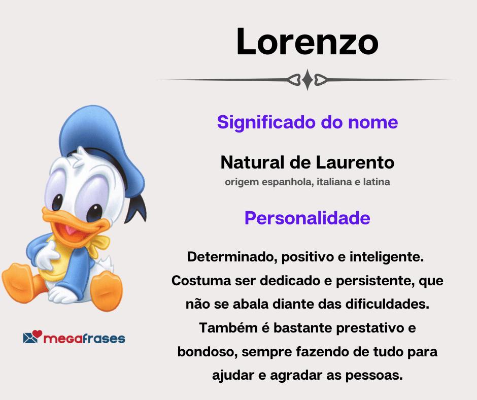 megafrases-significado-e-origem-lorenzo
