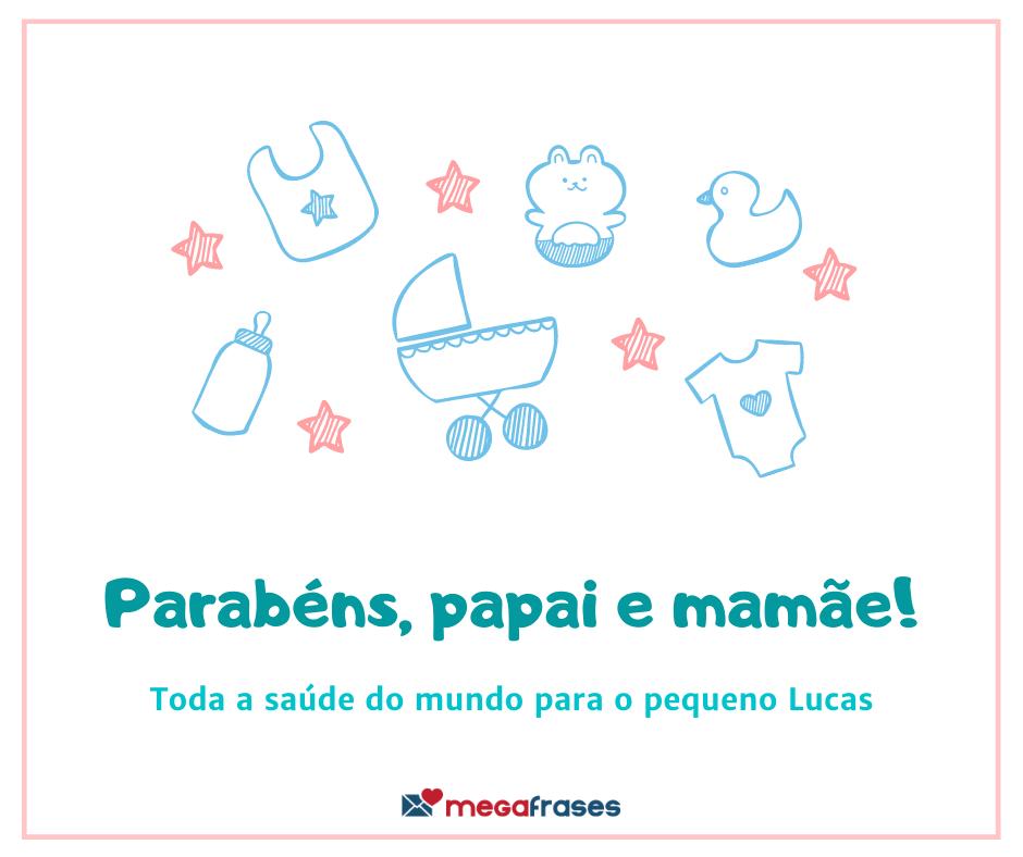 megafrases-parabens-papais-lucas