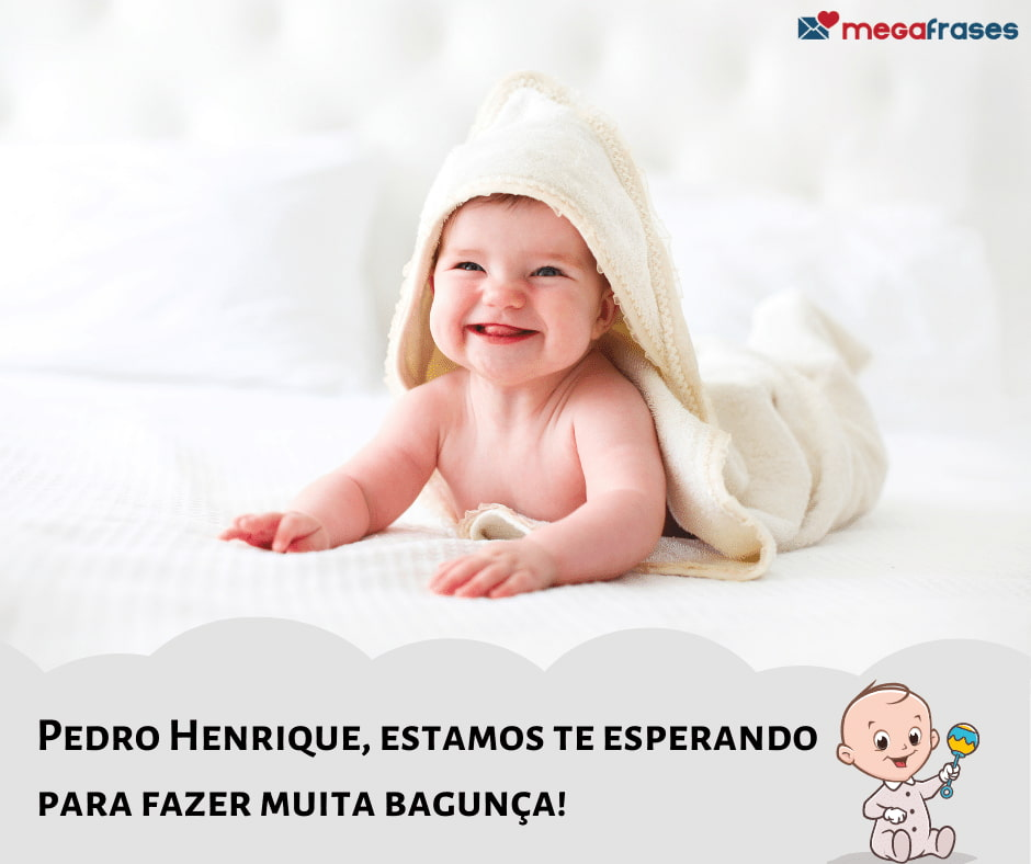 megafrases-pedro-henrique-bebe-bagunca