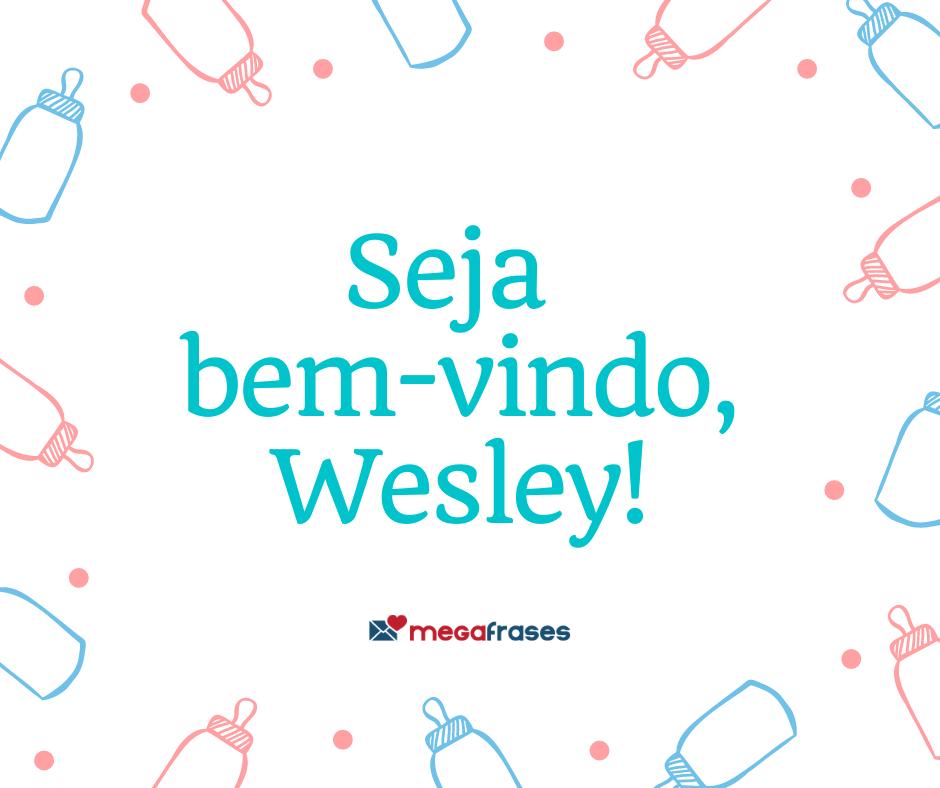 megafrases-seja-bem-vindo-wesley
