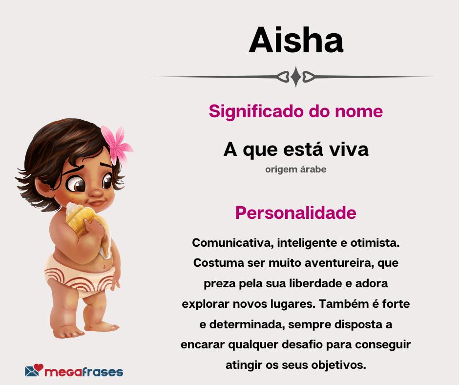 megafrases-significado-e-origem-aisha